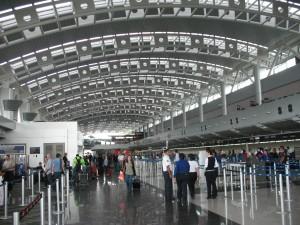 Arrival/Departure Terminal